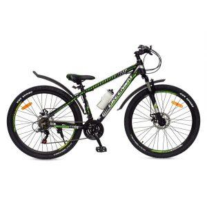 Велосипед Greenway Impulse 26 р.17 (зеленый)