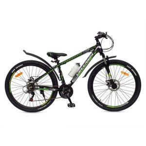 Велосипед Greenway Impulse 27.5 р.15.5 (зеленый)