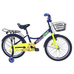 Велосипед Krakken Spike 20 (синий)