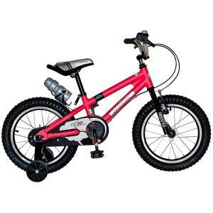 Велосипед Royal Baby Freestyle Alloy 14 (RB14B-7) красный