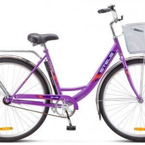 Велосипед Stels Navigator 345 Lady 28 Z010 (фиолетовый)