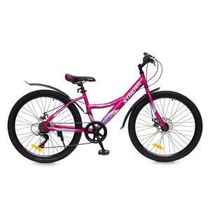 Велосипед Stream Travel 26 (розовый)