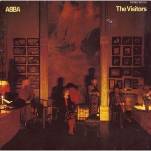 Виниловая пластинка ABBA Visitors LP AE602527346540