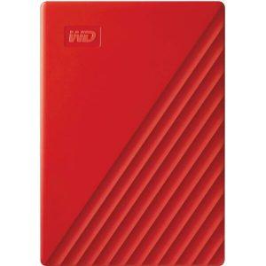 Внешний накопитель Western Digital My Passport 2TB WDBYVG0020BRD-WESN