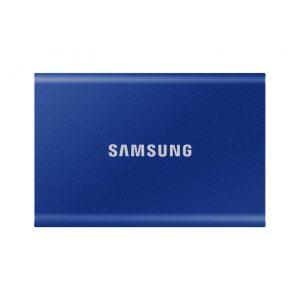 Внешний жесткий диск Samsung T7 2TB (MU-PC2T0H/WW)