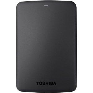 Внешний жесткий диск TOSHIBA Canvio Basics 2ТB (HDTB420EK3AA)