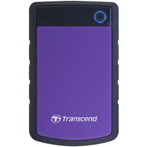Внешний жесткий диск TRANSCEND StoreJet 25H3 USB 3.0 2TB (TS2TSJ25H3P)