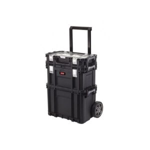 Ящик для инструмента Keter Connect Rolling System PRO 238273 (чёрный)