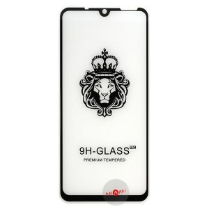 Защитное стекло Fullscreen full glue Akami для Vivo V11i Черный (7006)