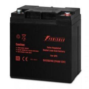 Аккумулятор для ИБП Powerman CA12240/UPS (12В/24 А·ч)