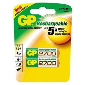 Аккумулятор GP 270AAHC-2PL2 2BP