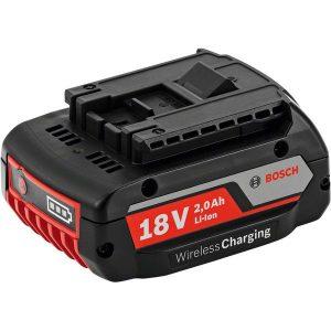Аккумуляторный блок Bosch GBA 18V 2.0Ah W Professional (1600A003NC)