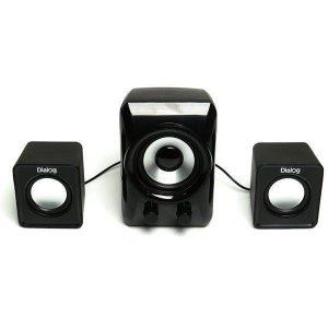 Акустическая система DIALOG Colibri AC-202UP Black