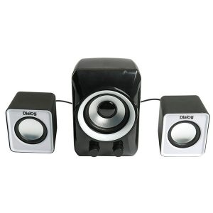 Акустическая система DIALOG Colibri AC-202UP Black-White