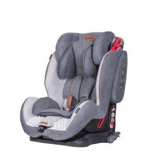 Автокресло COLETTO Sportivo Isofix (серый)