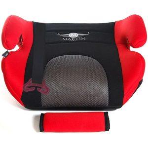 Автомобильное детское кресло MARTIN NOIR YOGA Red time (BAB002)