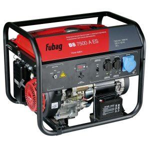 Бензогенератор FUBAG BS 7500 A ES (838760)