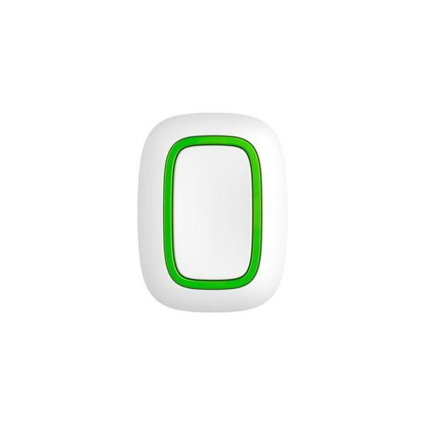 Беспроводная тревожная кнопка Ajax Button (белый)