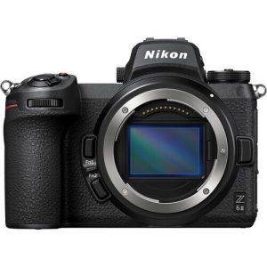 Беззеркальный фотоаппарат Nikon Z 6II BK EU