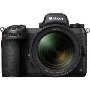 Беззеркальный фотоаппарат Nikon Z6 II Kit 24-70mm