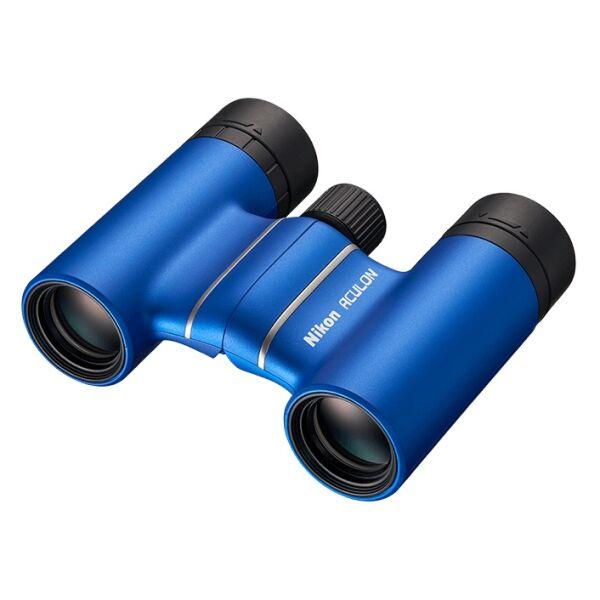 Бинокль Nikon ACULON T02 8x21 (синий)