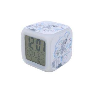 Часы Pixel Crew Единорог с подсветкой №1 (MM09394)