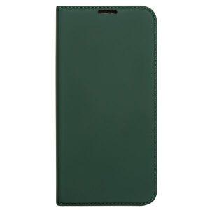 Чехол книга AKAMI для Xiaomi Mi 11 Lite Зеленый (22763)