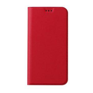 Чехол книга AKAMI для Xiaomi Redmi Note 9 Красный (16203)