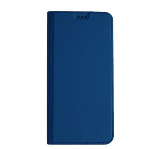 Чехол книга AKAMI для Xiaomi Redmi Note 9 Синий (16202)