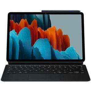 Чехол Samsung Book Сover Keyboard для Samsung Galaxy Tab S7 (черный)