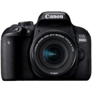 Цифровая фотокамера CANON EOS 800D EF-S 18-55 IS STM kit