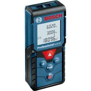 Дальномер лазерный BOSCH GLM 40 Professional (0601072900)