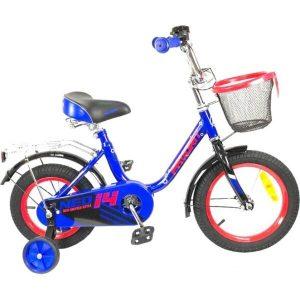 Детский велосипед Favorit Neo 14 (синий)