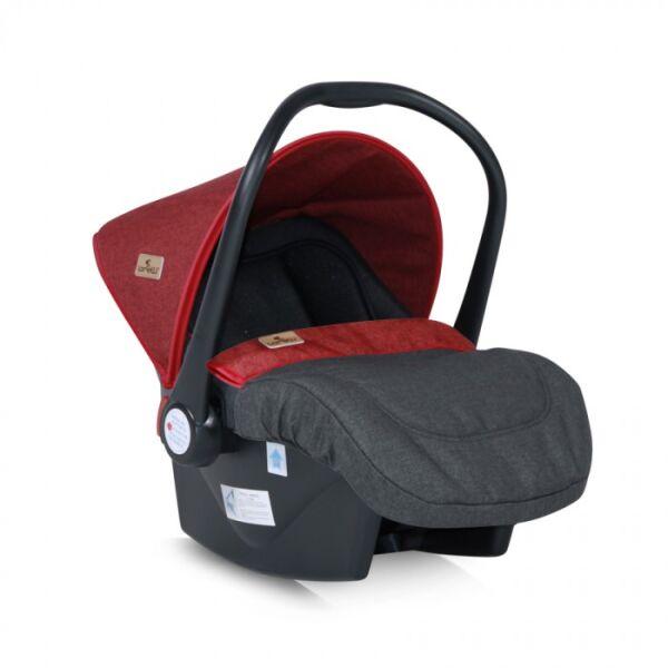 Детское автокресло LORELLI Lifesaver (Black&Red)