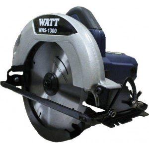 Дисковая пила WATT WHS-1300