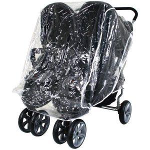 Дождевик для коляски LORELLI TWIN (20020020000)