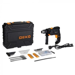 Дрель Deko DKID600W Set 92 (063-4157)
