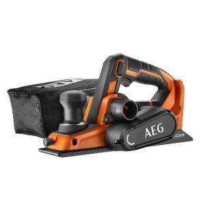 Электрорубанок AEG Powertools BHO18BL-0 (4935464988) без АКБ и ЗУ
