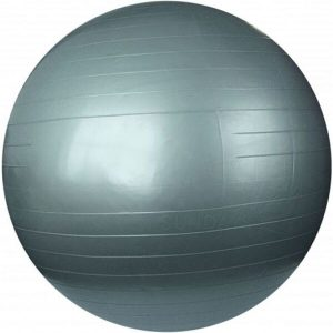 Фитбол гладкий Sundays Fitness IR97402-75 (серебристый)