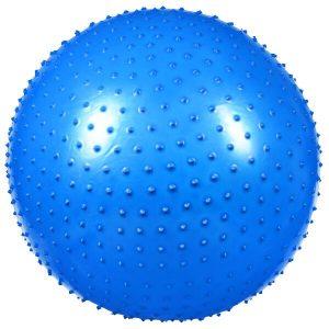 Фитбол массажный Sundays Fitness IR97404-75 (голубой)