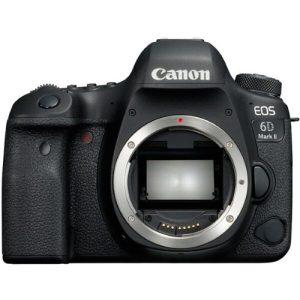 Фотоаппарат Canon EOS 6D Mark II Body (1897C003)