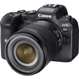 Фотоаппарат Canon EOS R6 Kit RF 24-105mm f/4-7.1 IS STM (4082C023)