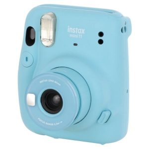 Фотоаппарат FUJIFILM Instax Mini 11 (голубой)