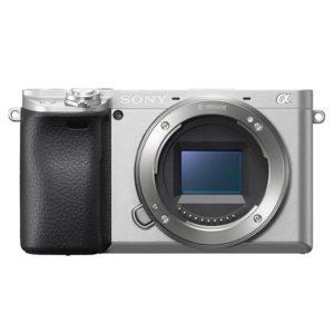 Фотокамера SONY Alpha a6400 Kit 16-50mm (ILCE-6400L) (серебристая)