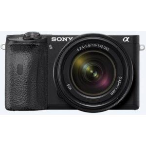 Фотокамера SONY Alpha a6600 Kit 18-135mm (ILCE-6600M)
