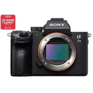 Фотокамера SONY Alpha a7 III Body (ILCE-7M3)