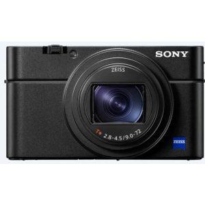 Фотокамера SONY DSC-RX100M7G (черный)