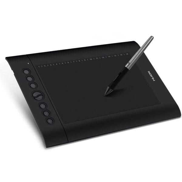Графический планшет HUION H610PRO V2