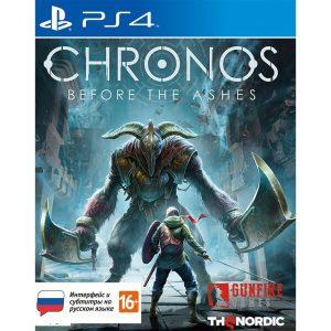 Игра Chronos: Before the Ashes для PlayStation 4