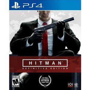 Игра для PS4 HITMAN: Definitive Edition [русские субтитры]